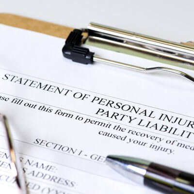 Personal Liability Papers